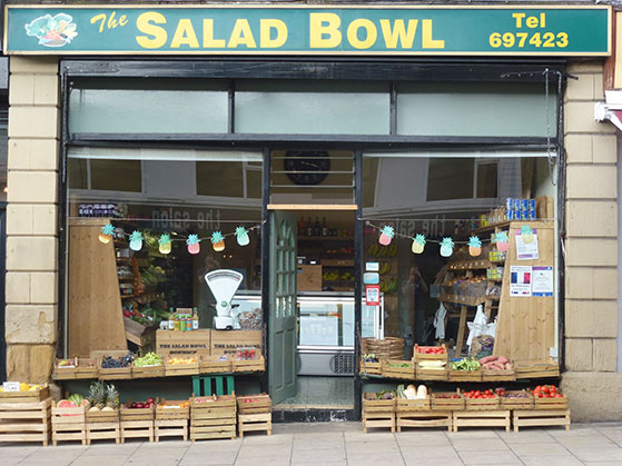 The Salad Bowl Horwich